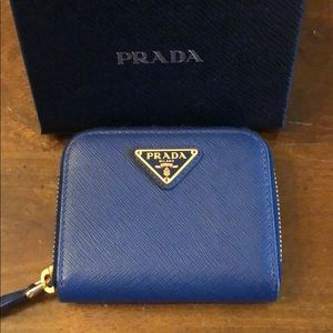 NWT Prada Wallet/Card Case